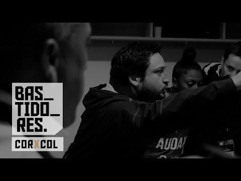 Bastidores - Corinthians/Audax 0 (5)x(4) 0 Colo-Colo - Copa Libertadores Feminina 2017