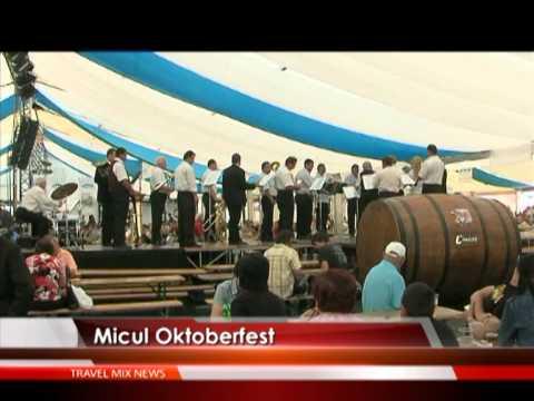 Oktoberfest, festivalul berii de la Braşov – VIDEO