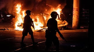 video: Inside America's riots