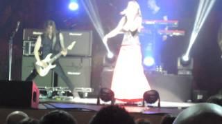 Neverlight - Tarja @ Teatro Giovanni da Udine 16.02.'14