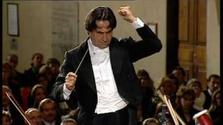 Muti - Haydn - Il terremoto  - Presto e con tutta forza (do minore) video HQ