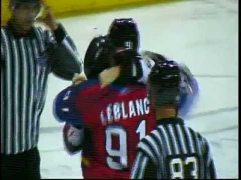 Derek LeBlanc vs. Cole Ruwe