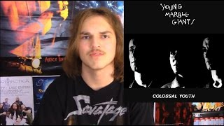 """Young Marble Giants """"Colossal Youth"""" Album Review"""