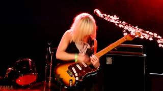 The Joy Formidable - I Don't Want to See You Like This live Dot to Dot Festival Manchester 30-05-11