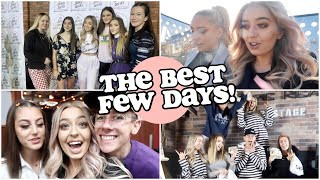 Escape Rooms, Meeting 1000's of YOU & Drunken Nights!! aka you need to watch this vlog