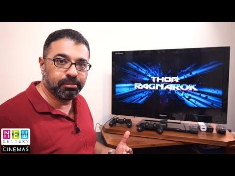 """""""فيلم جامد"""" يراجع الإعلان التشويقي الجديد لـ Thor: Ragnarok"""