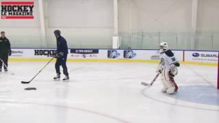 Lancer balayé | Hockey Le Magazine