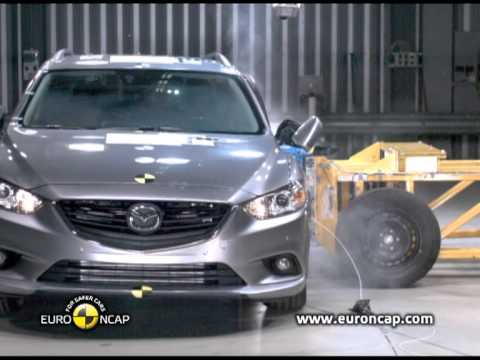 Euro NCAP | Mazda 6 | 2013 | Crash test