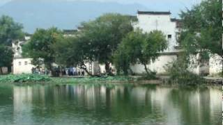 preview picture of video 'Hongcun Village 宏村 - 南湖池畔 day 5 - 46 ( China )'