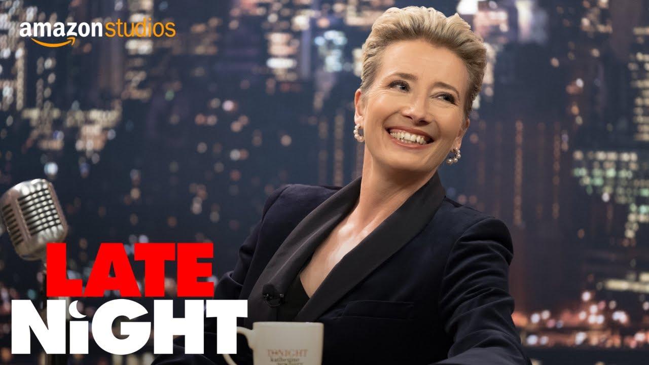 Trailer för Late Night