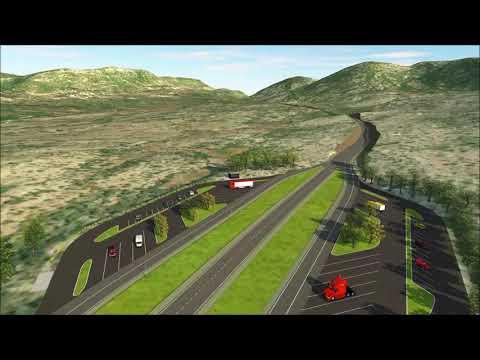 3D simulacija Pelješkog mosta