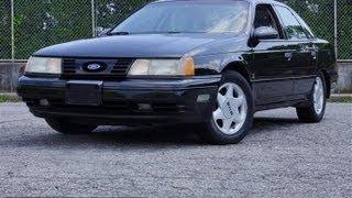 1991 Ford Taurus SHO DOHC Yamaha 3.0 V6 Sedan