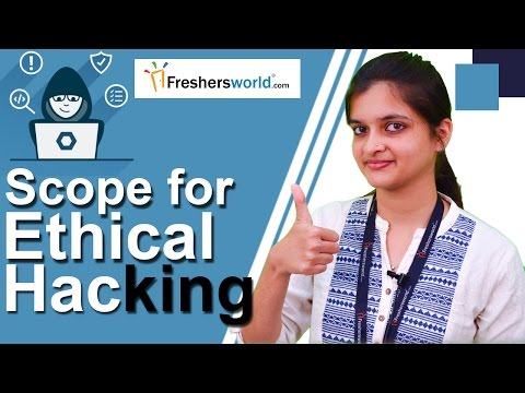 Scope for Ethical Hacking- Courses, Scope, Institutions, Job ...