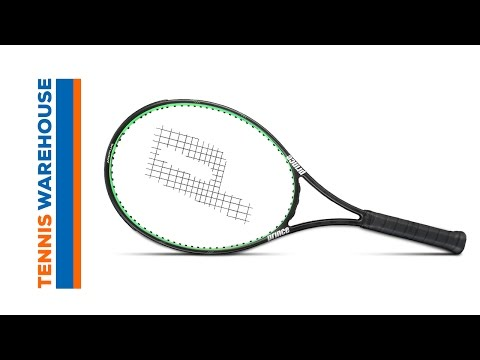 Prince TeXtreme Tour 100P Racquet Review