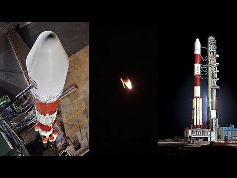 PSLV-XL launches IRNSS-1I satellite