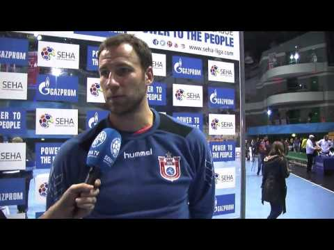 Flash interview: Meshkov Brest vs. Celje Pivovarna Lasko