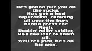 AC/DC Big Jack Lyrics