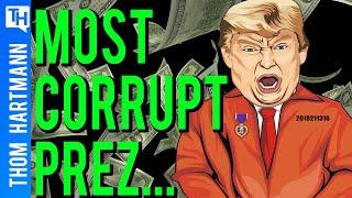 Impeachment Inquiry Hearings: Trump's Unique Corruption