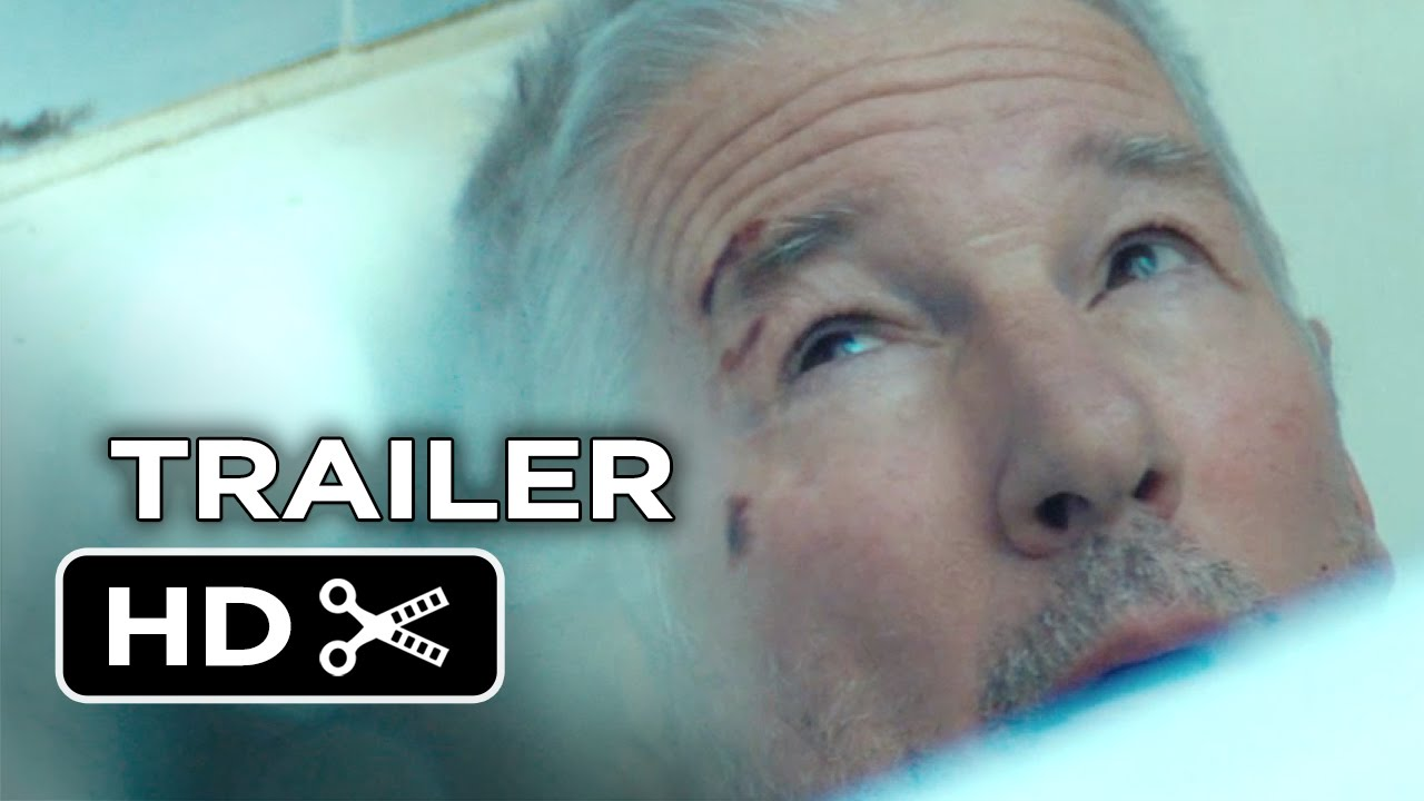 >Time Out of Mind Official Trailer #1 (2015) - Jena Malone, Richard Gere Movie HD