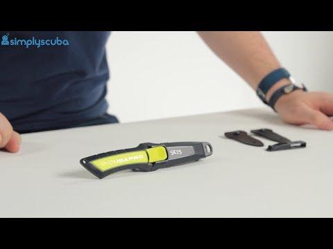 Scubapro SK75 Knife Review