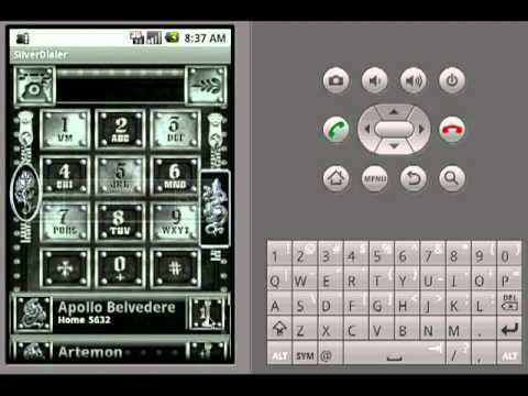 Video of Silver Dialer