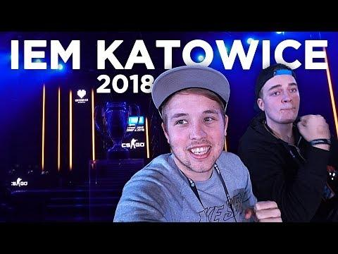 IEM KATOWICE - Nejlepší finále CS:GO [ VLOG ]