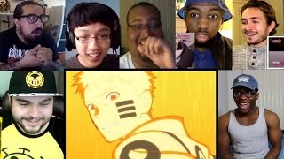Naruto And Sasuke Vs. Momoshiki Reactions Mashup