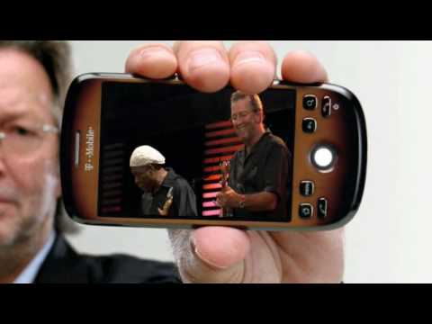 T-Mobile Commercial for my Touch 3G Fender Edition (2010) (Television Commercial)