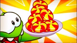Om Nom Stories - New season 6 - cooking recipe - Cut The Rope - KEDOO animations for kids