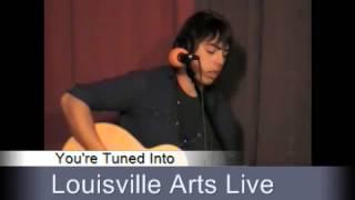 Louisville Arts Live 11/16/2013 - Aaron McDowell of Blue Soul Gypsy