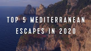 Royal Caribbean International: Top 5 Mediterranean Escapes in 2020