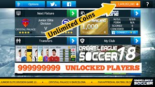 How To Get Unlimited Coins in Dream League Soccer 2018