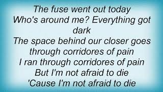 Apoptygma Berzerk - Spiritual Reality Lyrics