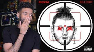 Eminem   KILLSHOT REACTIONREVIEW