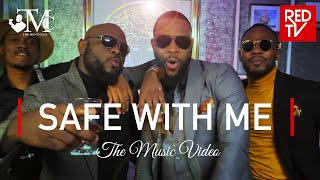 \'SAFE WITH ME\' / THE MEN\'S CLUB / THE MUSIC VIDEO