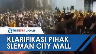 Klarifikasi Sleman City Hall soal Video Acara Joget yang Timbulkan Kerumunan, Bantah Langgar Prokes