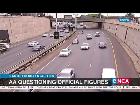AA questioning official figures