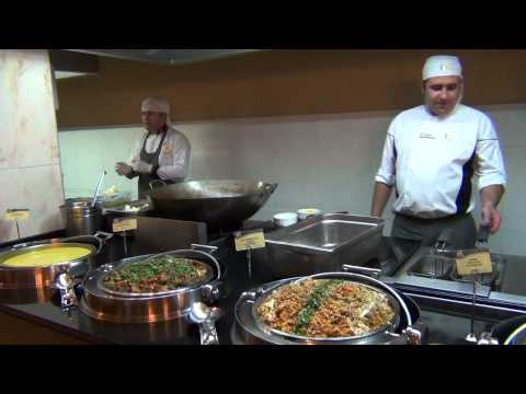 Turkije - 04 - Marmaris - IP Hotel Ideal Prime Beach 4 - Dinnertime / 2013