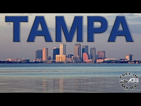 Video Tampa, Florida | Traveling Robert
