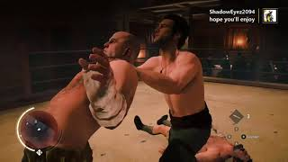 assassins creed syndicate fight club