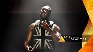 Stormzy Blinded By Your Grace Pt 2 Glastonbury 2019
