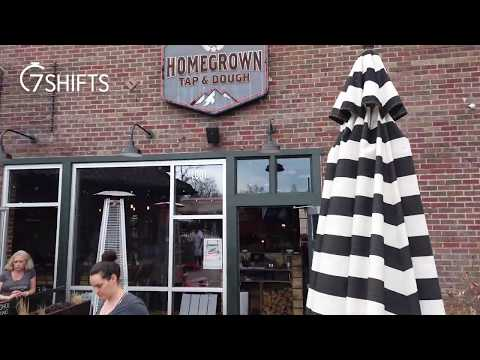 7shifts + Homegrown Tap & Dough youtube video thumbnail