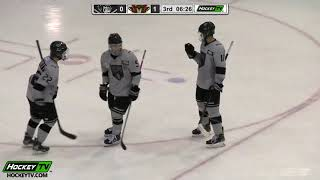 HIGHLIGHTS: Salmon Arm Silverbacks @ Vernon Vipers – October 31st, 2020