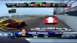 2013 NSCS Budweiser Duel Daytona 500 Qualifying Race #1 Full Race