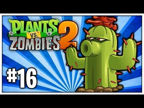 NEJGENIÁLNĚJŠÍ KYTKA VE HŘE!! (Plants vs Zombies 2) #16