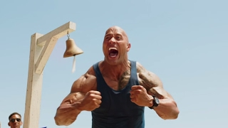 """The Rock is ready to save lives in """"Baywatch"""""""