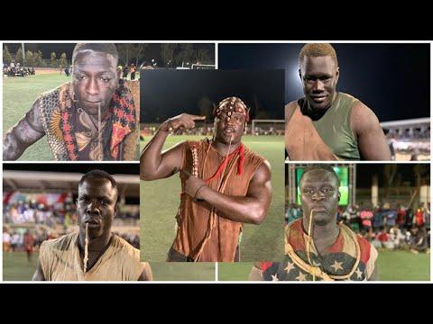 Intégralité Fatick : Mamady Ndiaye bat Ngane... Serigne Ndiaye 2  bat Thiaka Faye, Obeuli et Mamady