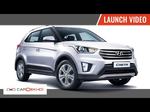 2015 Hyundai Creta Launch in India | CarDekho.com