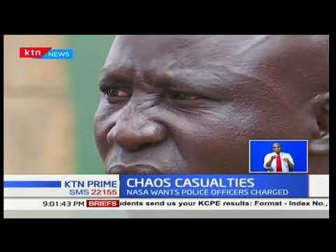 Contradiction on Postmortem results for victims who died in clash between police and NASA supporters
