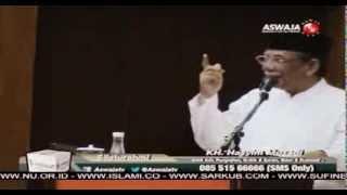 KH Hasyim Muzadi  Sejarah Ideologi Dan Konstitusi Negara